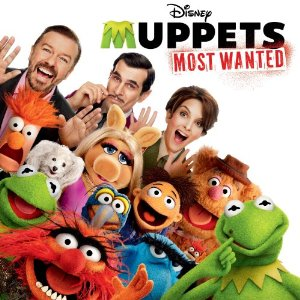 Soundtrack lyrics to Muppets Most Wanted film