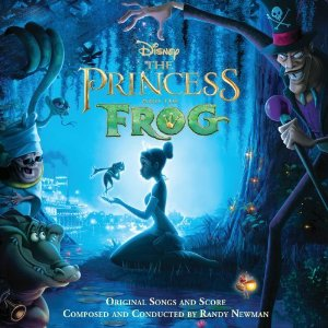 Songs from Princess and the Frog, Princess and the Frog Songs